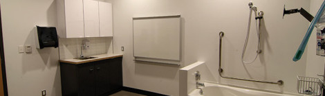 Third Floor Fit-Out at the Medical Education Building