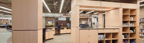 Leddy Library Renovations